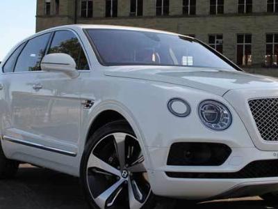 Bentley Bentayga�Executive Car Hire in London