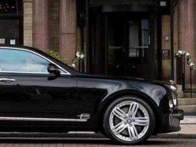 Bentley Mulsanne Executive Car Hire in London