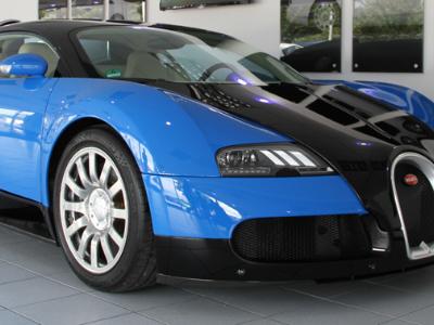 Bugatti Veyron super car hire in London