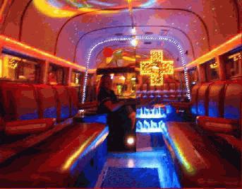 limousine hire Camden