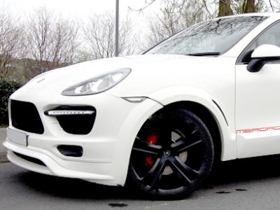 Porsche Cayenne executive car hire in London