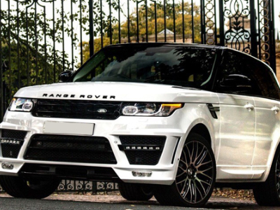 Range Rover Sport�Executive Car Hire in London