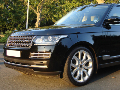 Range Rover Vogue Executive Car Hire
