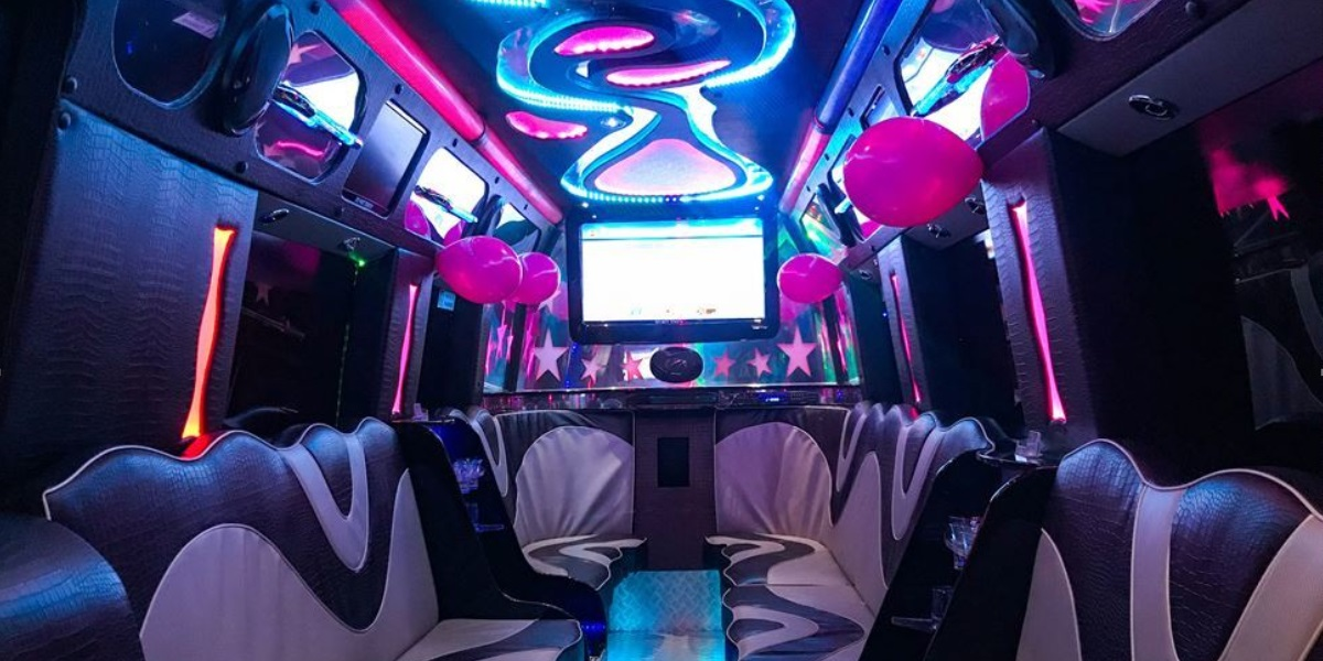 Volkswagon Party Bus hire in London