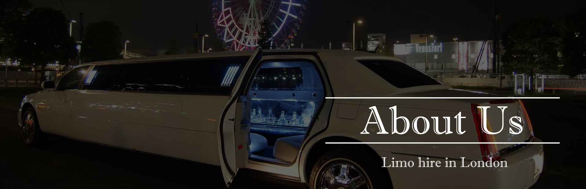 About Limo hire in London  title=