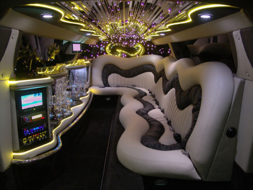 Newham limo hire