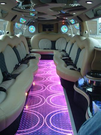 Harringey limousine hire