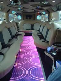 limousine hire Waltham Forest