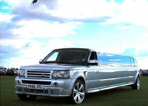 limousine hire Wandsworth