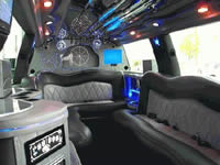 Hackney limo hire