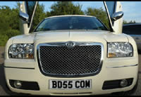 Sutton limo hire