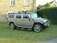 Hammersmith limousine hire