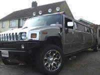 limousine hire Fulham
