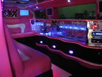 Kensington limo hire